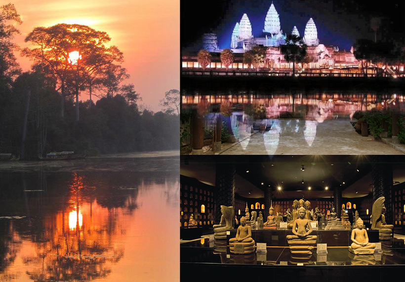 The Best Travel in Siem Reap Angkor Wat