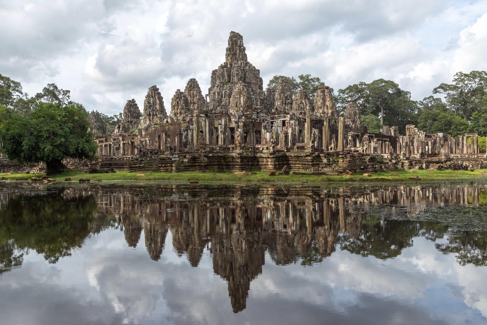 Bayon Temple - Siem Reap, Cambodia