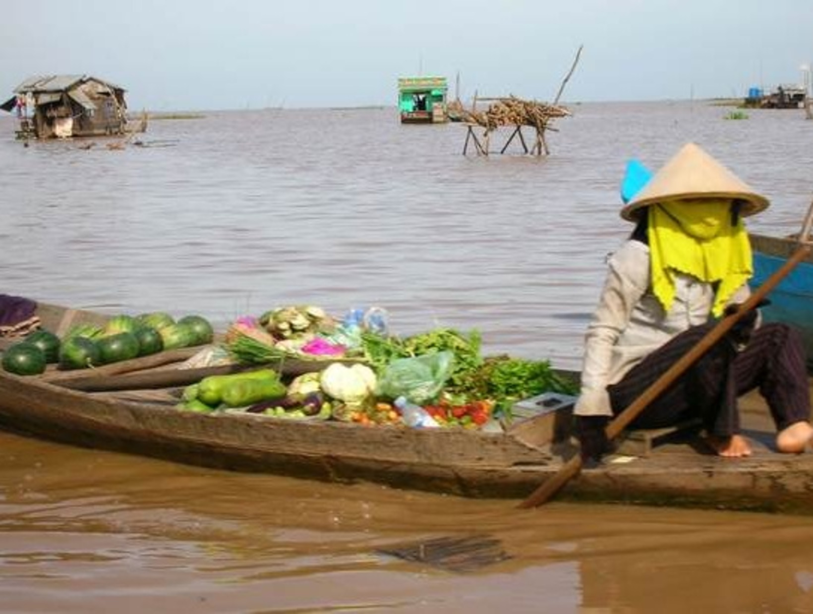 Floating Market Siem Reap