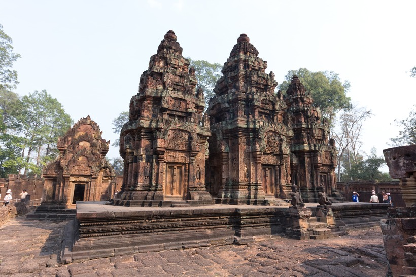 Banteay Srei - Citadel of the Women