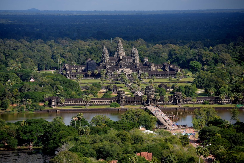 Best Way to Visit Angkor Wat