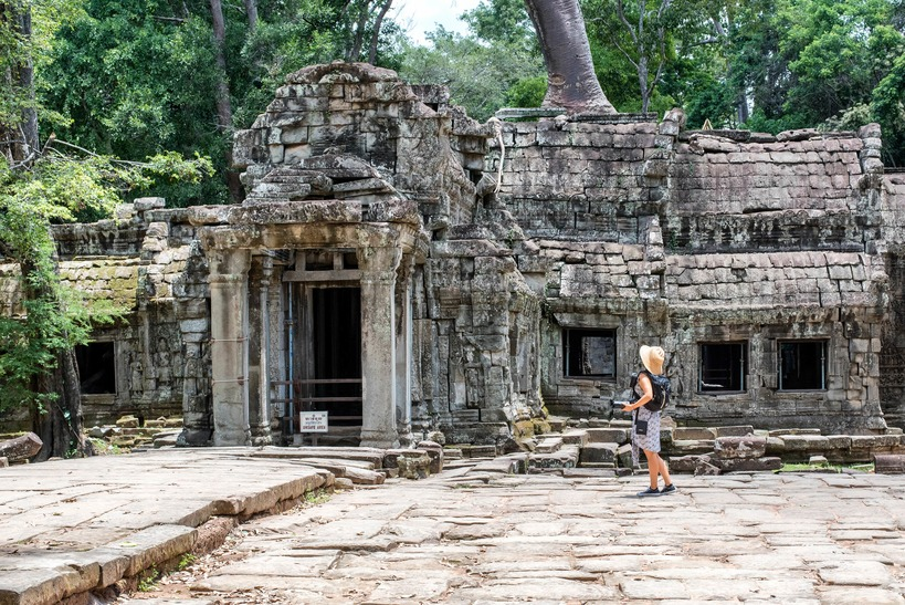 Ta Prohm Temple – Beauty Out Of The Ruins