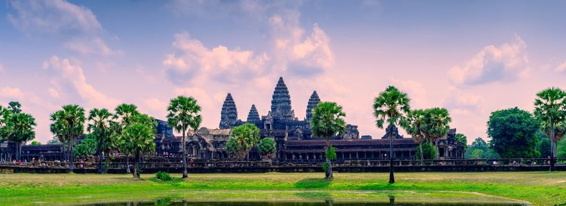 Services provided by Tour Agency for Cambodia