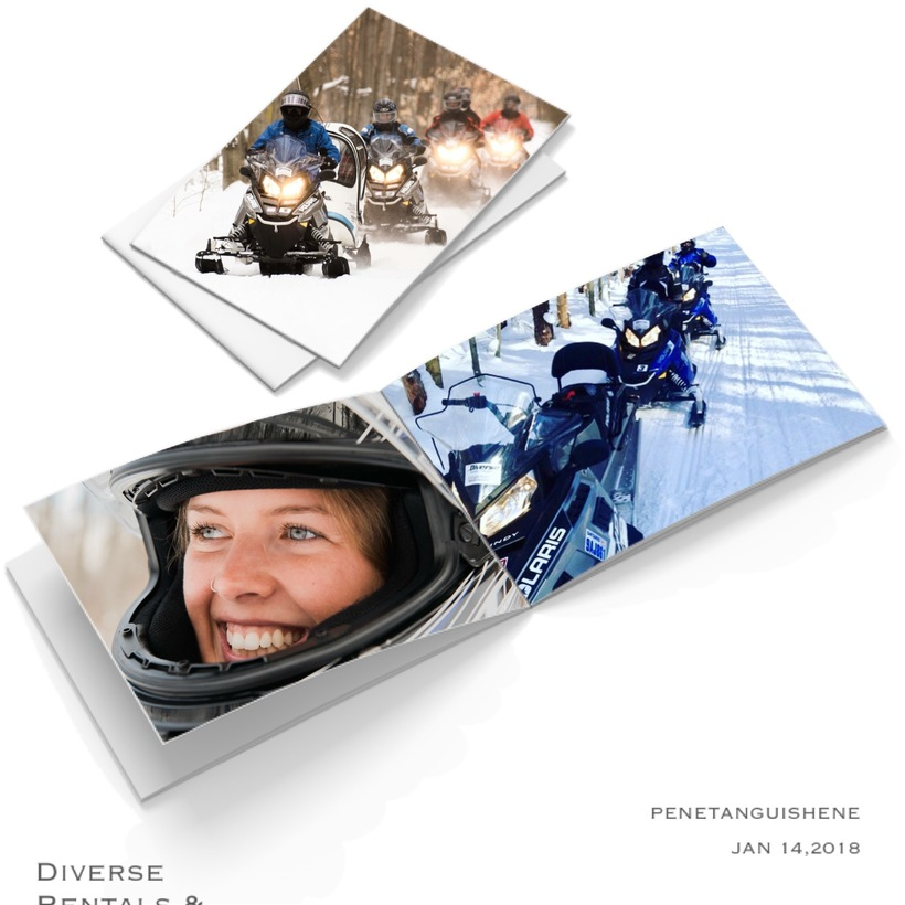 Snowmobile Rentals and Tours