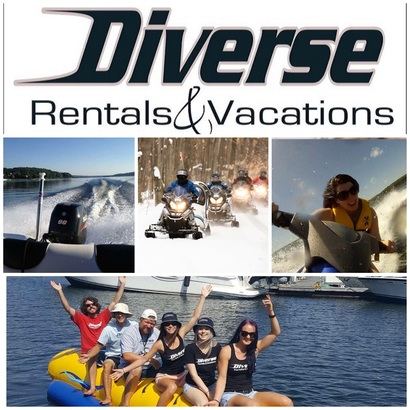 Diverse Rentals and Vacations