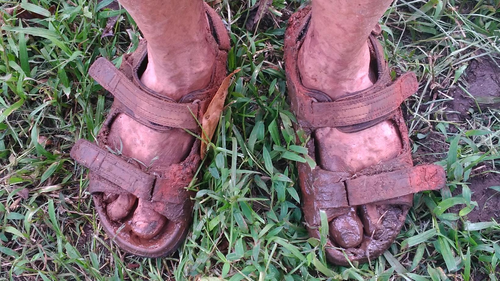 Hiking in Samoa