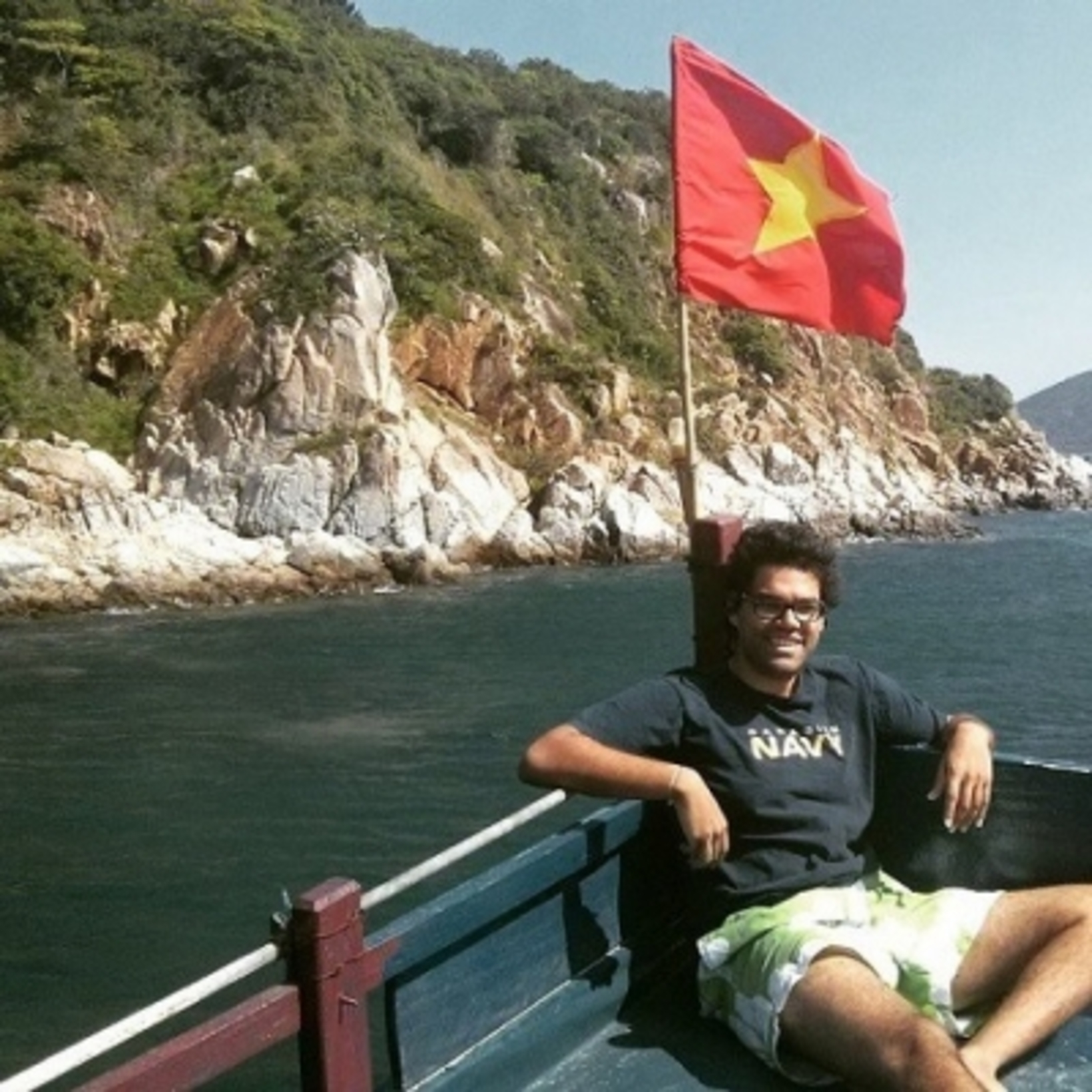 Andrew - The beauty of Vietnam lured me !!!