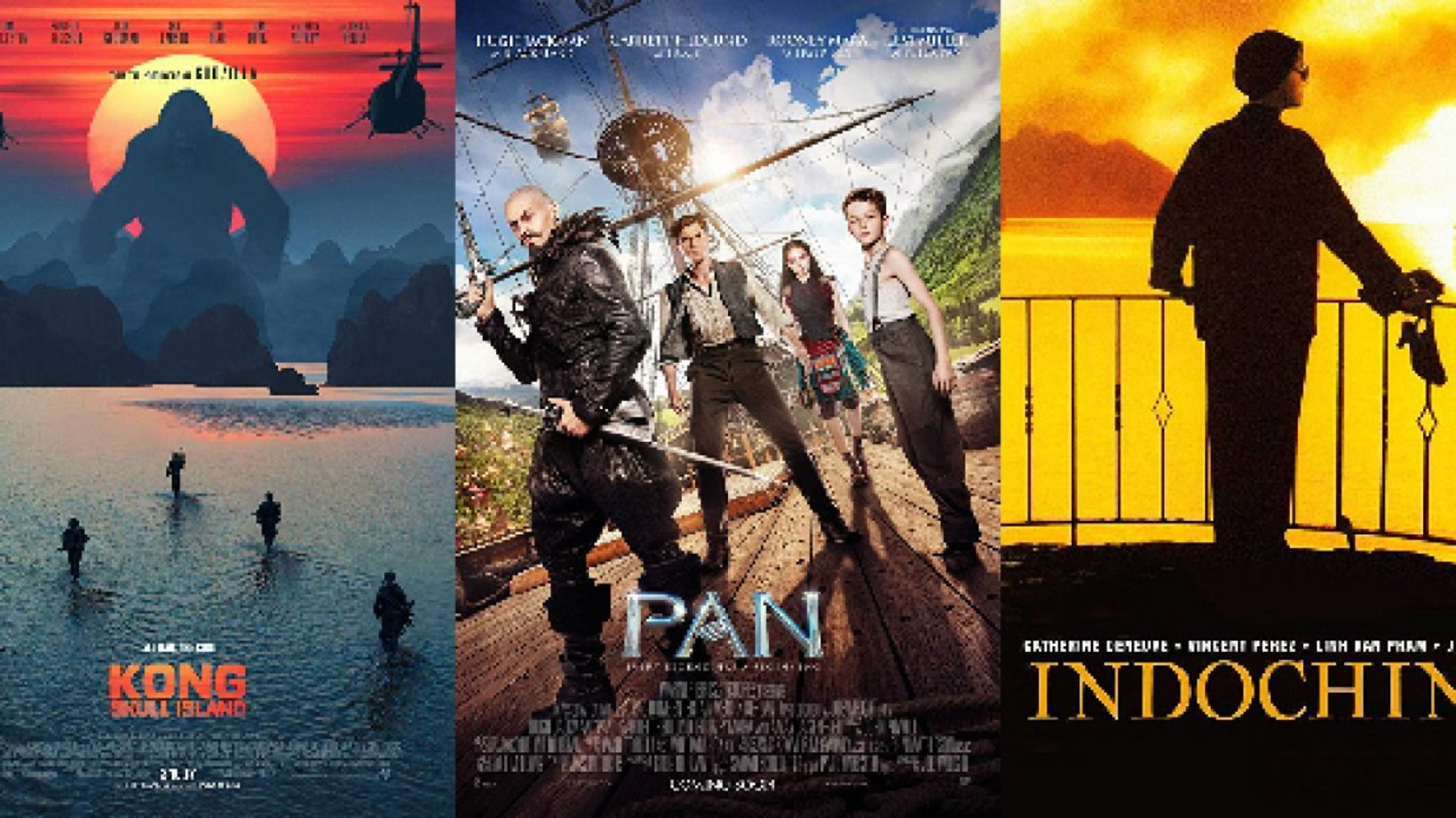 Top 5 films shot in Vietnam