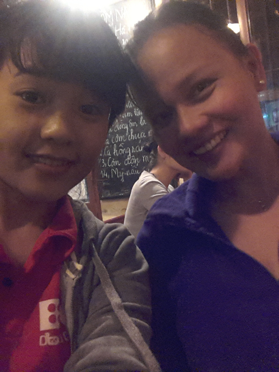 Bang - Our new Filipino friend
