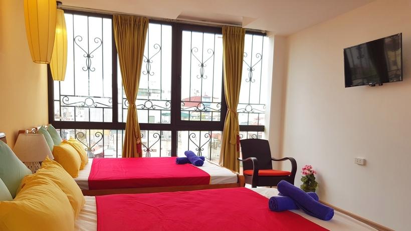 BC Family Tet Holiday Apartment - Hanoi Center