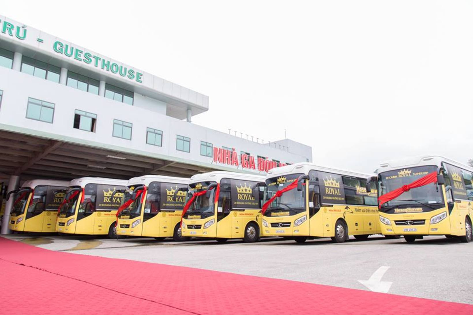 Vietnam Transportation: How to Use the Open Bus Ticket in Vietnam 2019 - 2020
