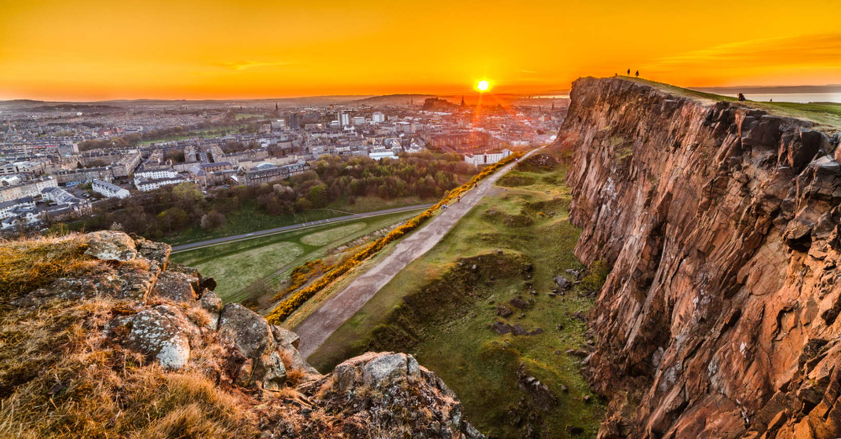 Discover Edinburgh's wild side