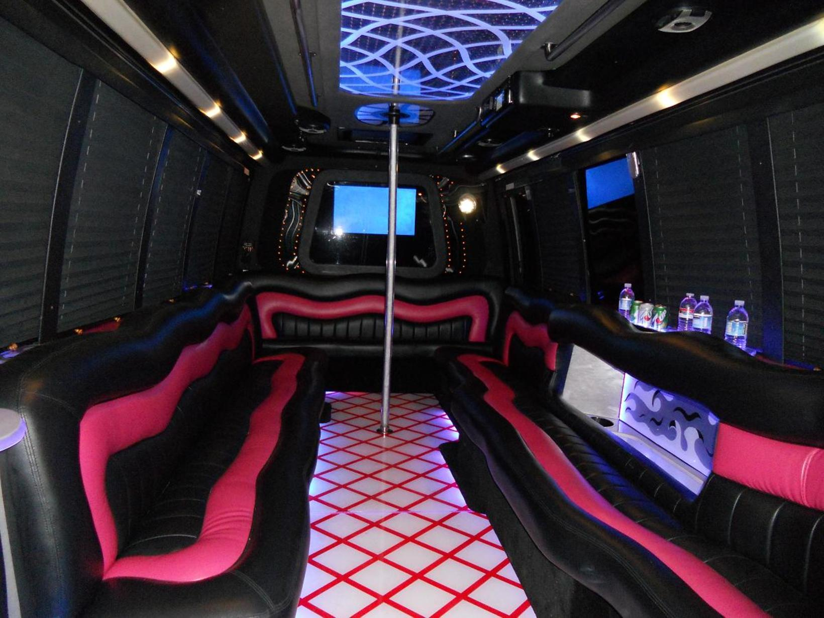 420 Red Rocks Party Bus