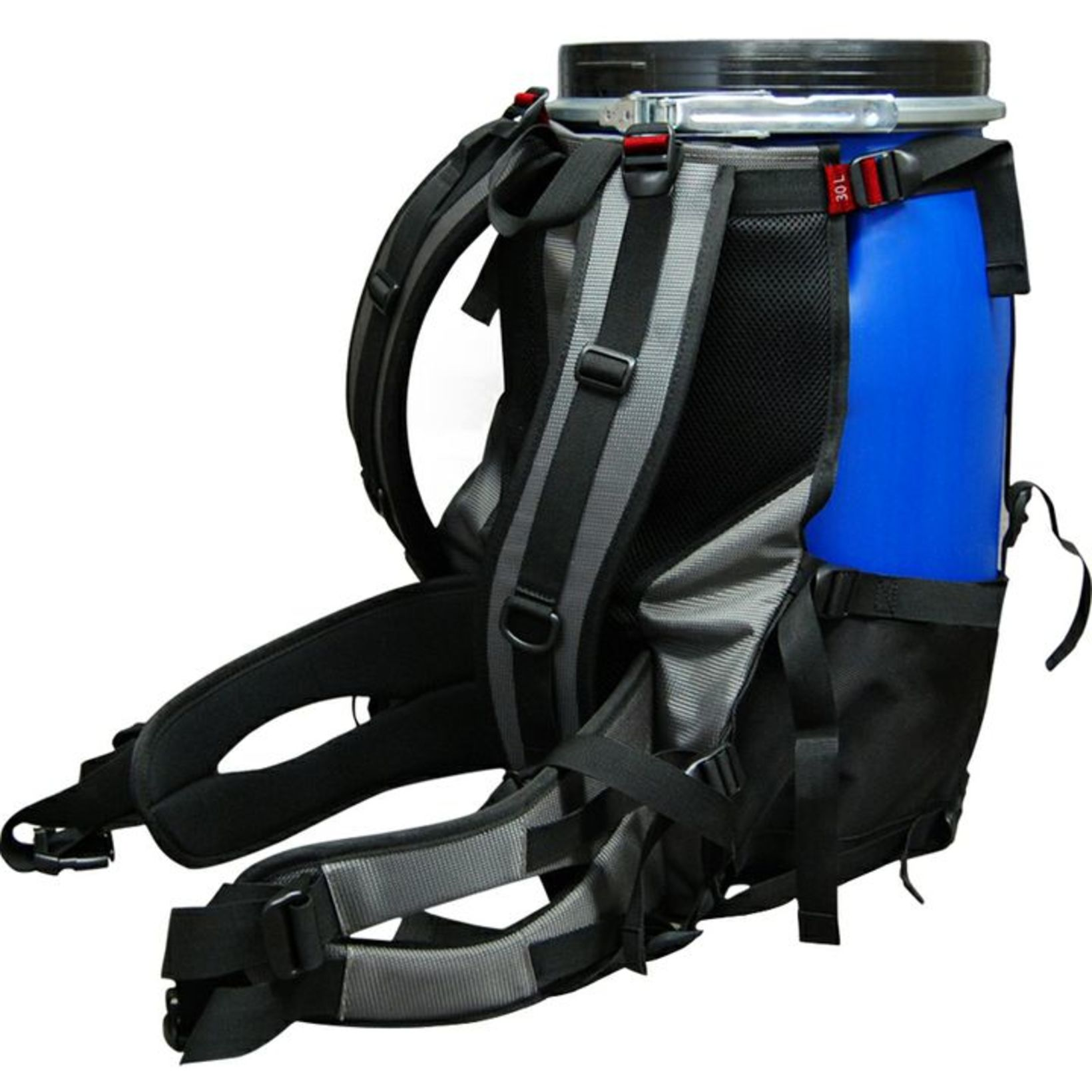60L Barrel Pack