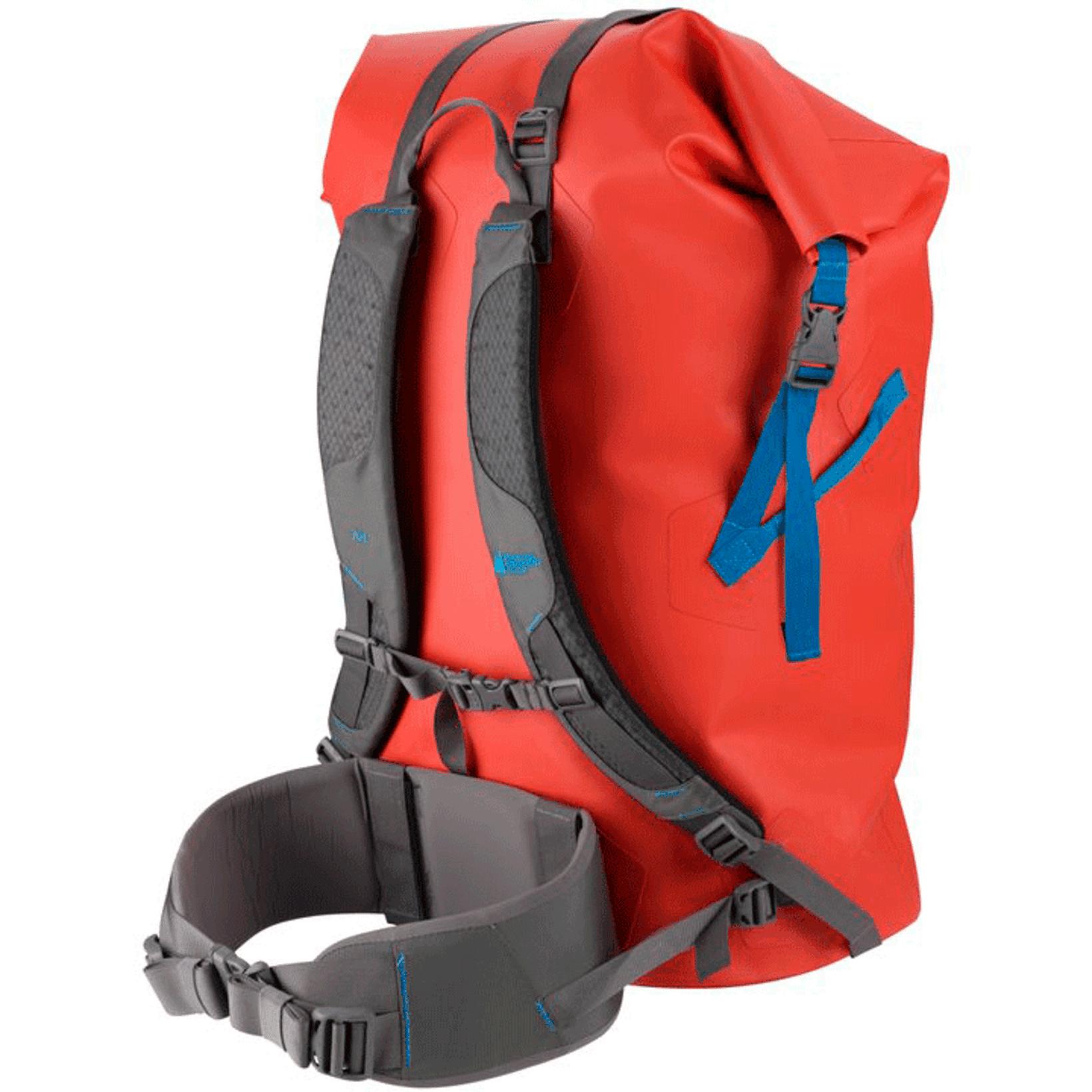 Dry Bag Pack 70L - back