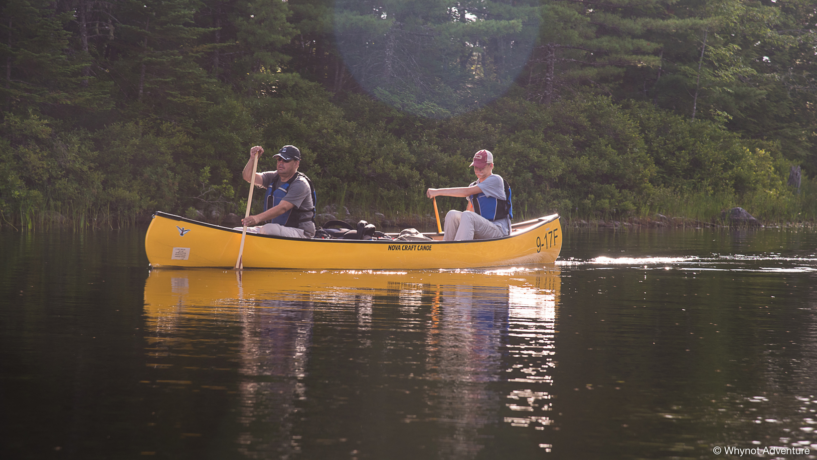 Guest Blog - Mike and Will's Southern Lakes Adventure