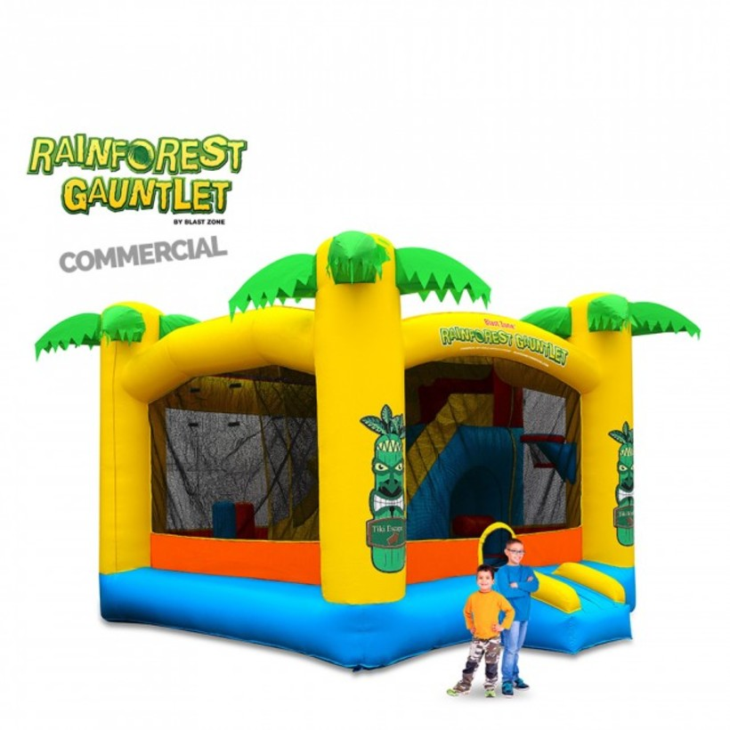 Bounce Houses and Combos