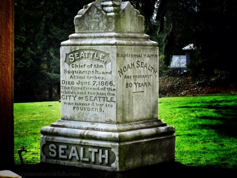 Chief Seattle and Sightseeing Tours