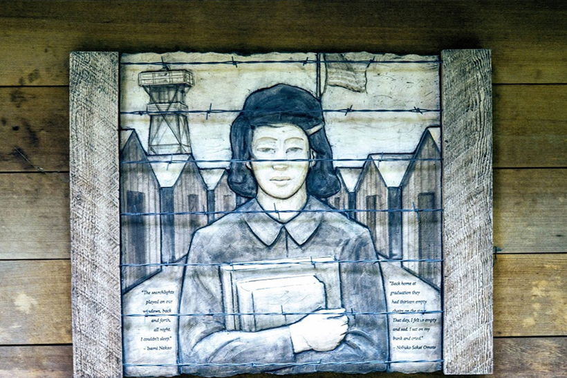 Tour Bainbridge - Japanese American Internment Memorial