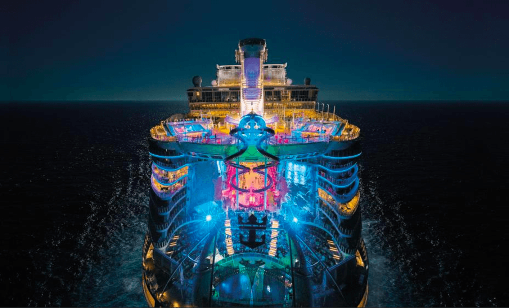 Cruise Ships have long been seen as an escape for the golden child-free generation – a haven of ballroom dancing and cocktails at sunset.