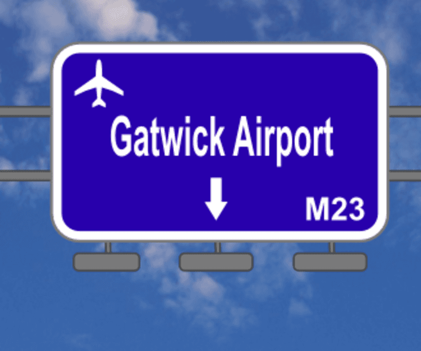 Gatwick airport to Southampton