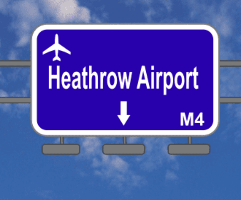 Heathrow Airport to Southampton