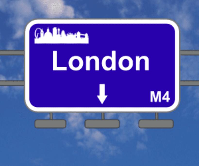 London to Southampton