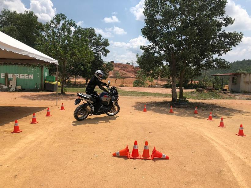 Level 1 Off-Road Training for Trailies