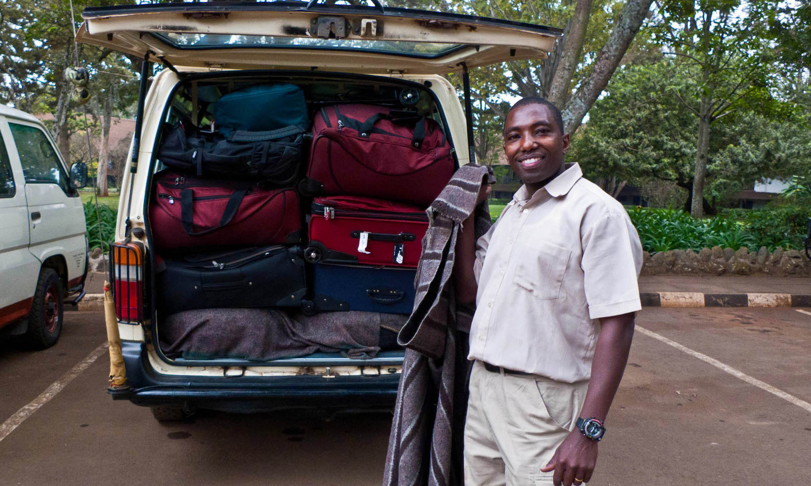 Men's Packing List