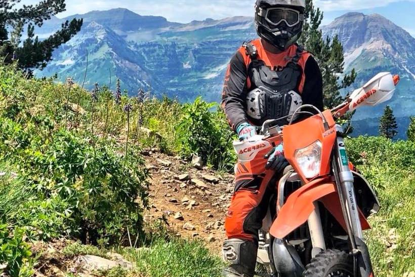 Motorcycle Tours in Utah