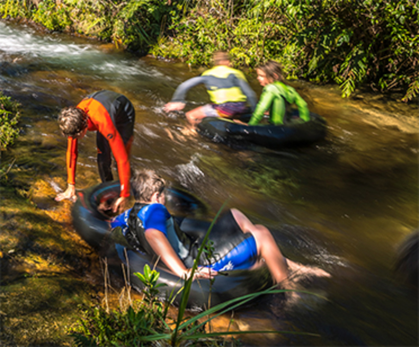 Tubing & Rafting