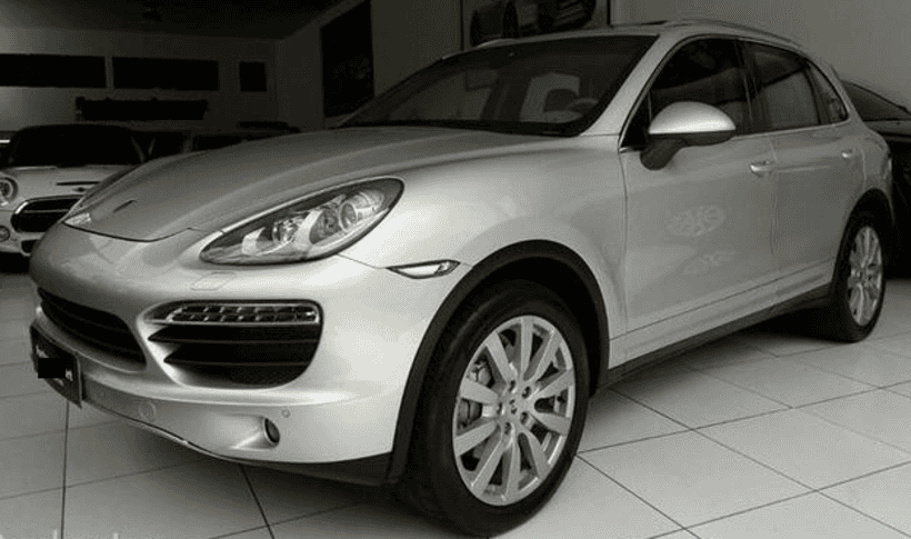 Armored Porsche Cayenne SUV Available for Rent in Brazil| Armored Car Rental