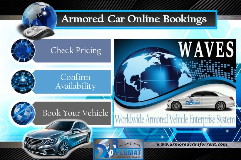 Armored Cars for Rent