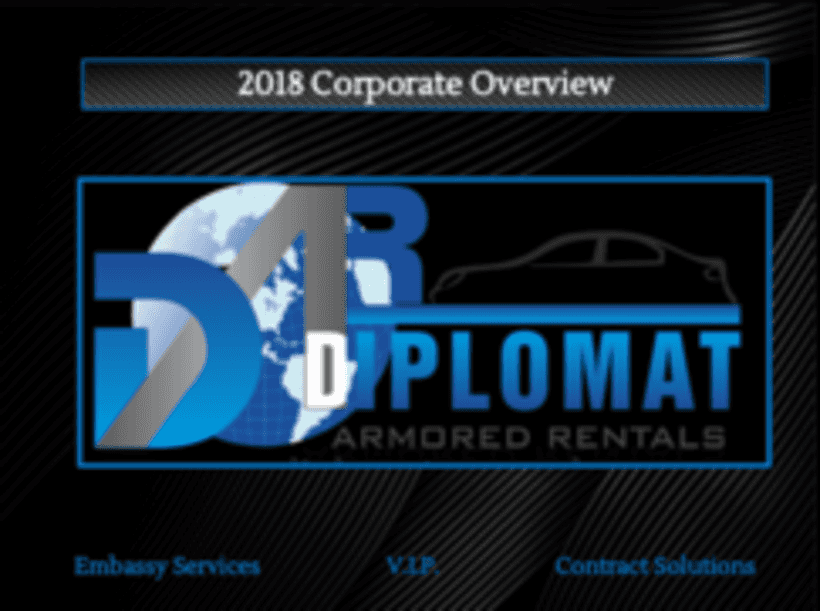 About Diplomat Armored Rentals