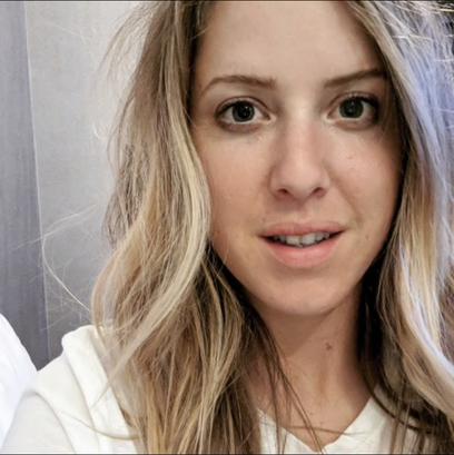 Megan Anderson (March 2019)
