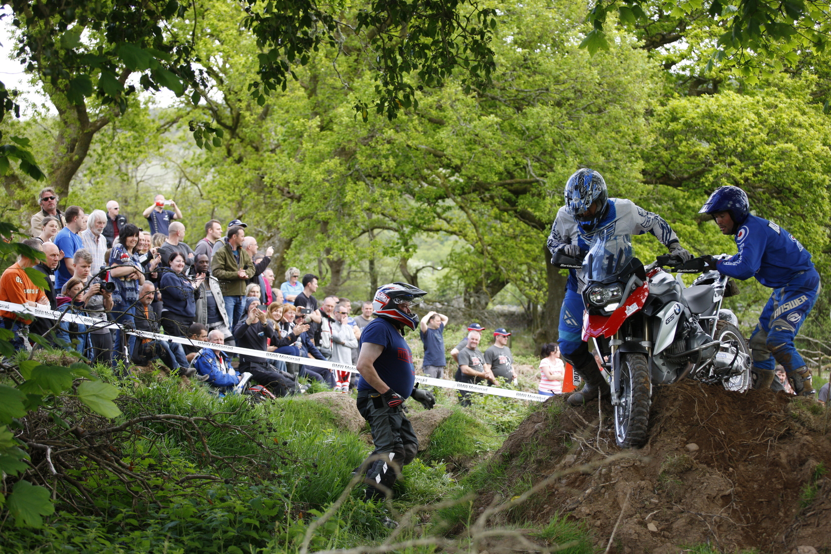 Introducing the BMW Motorrad UK GS Challenge