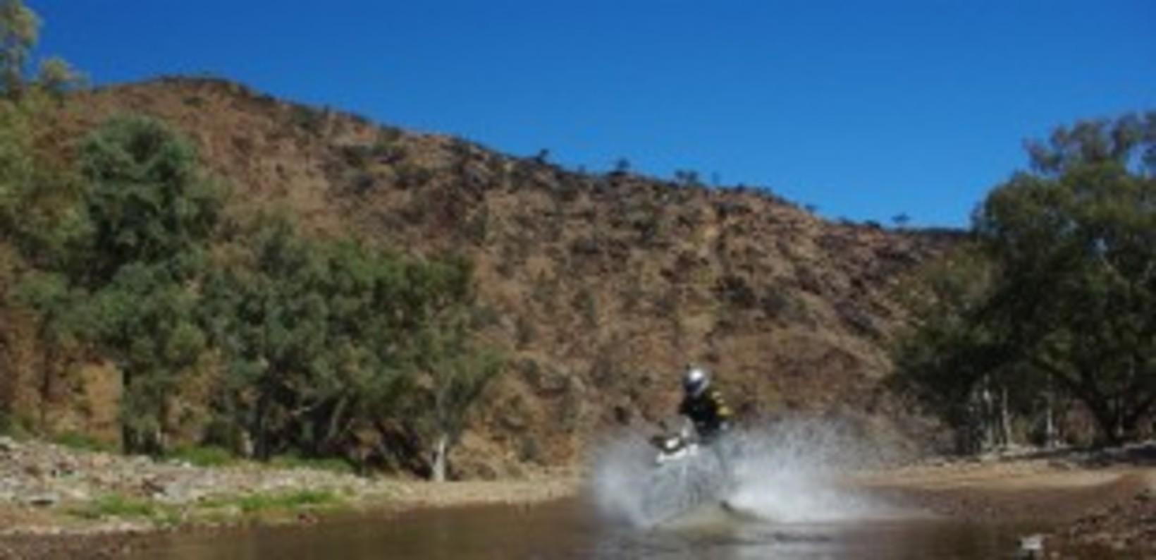 2013 Australian Adventure Report