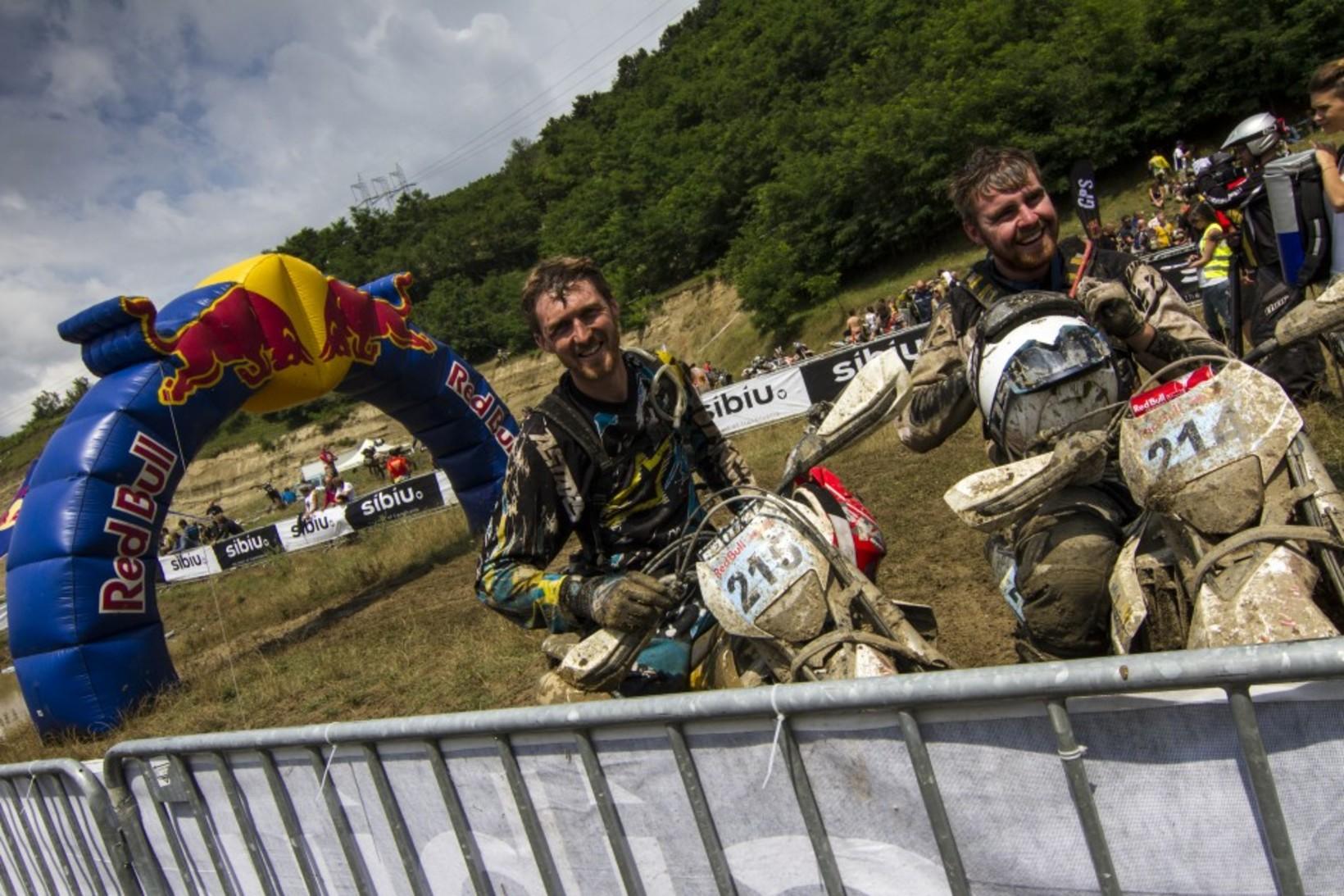 Off Road Skills at Red Bull Romaniacs