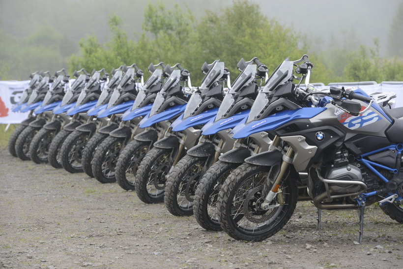 The Latest BMW Motorcycles