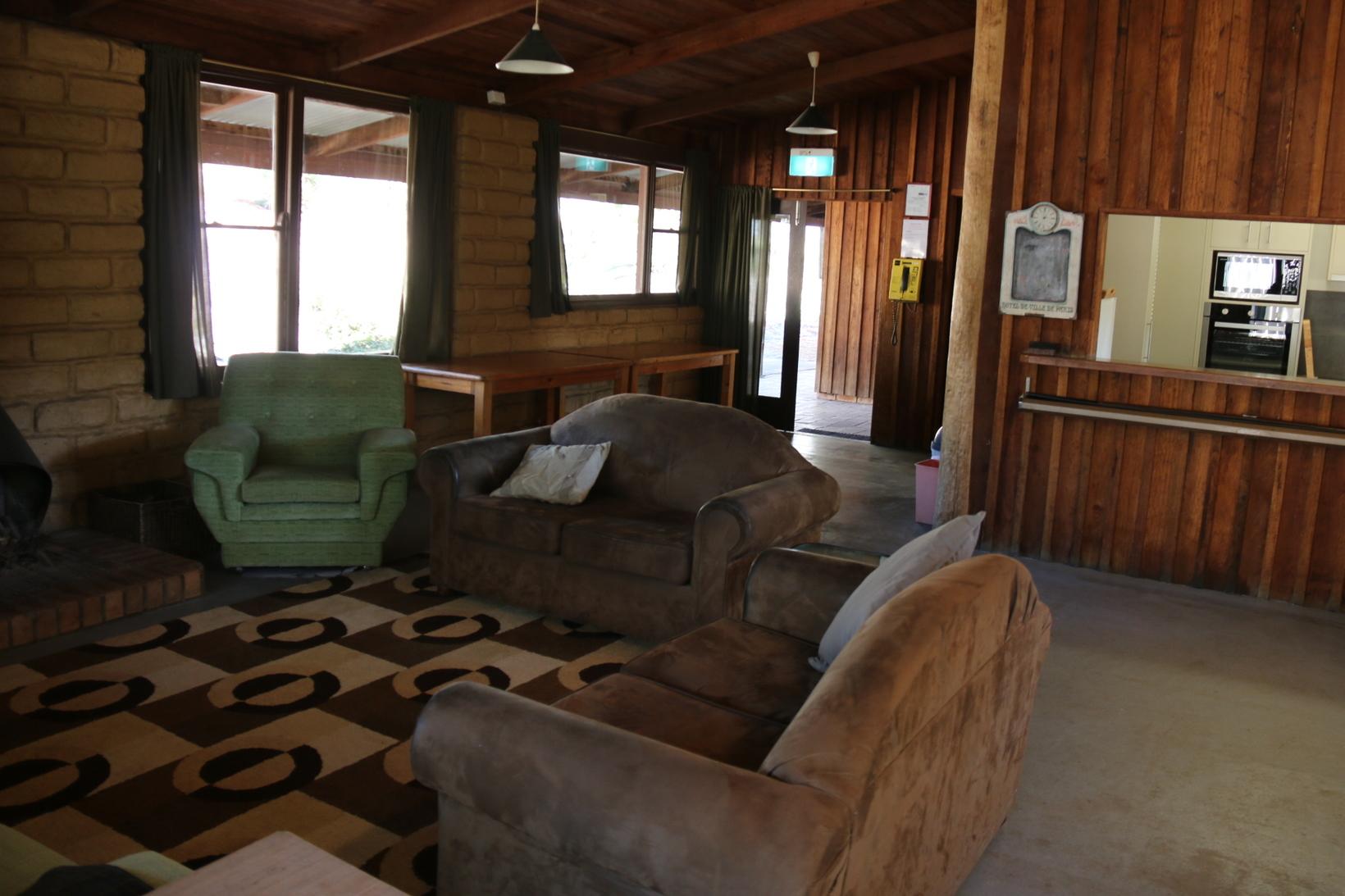 Lodge Kitchen and Lounge