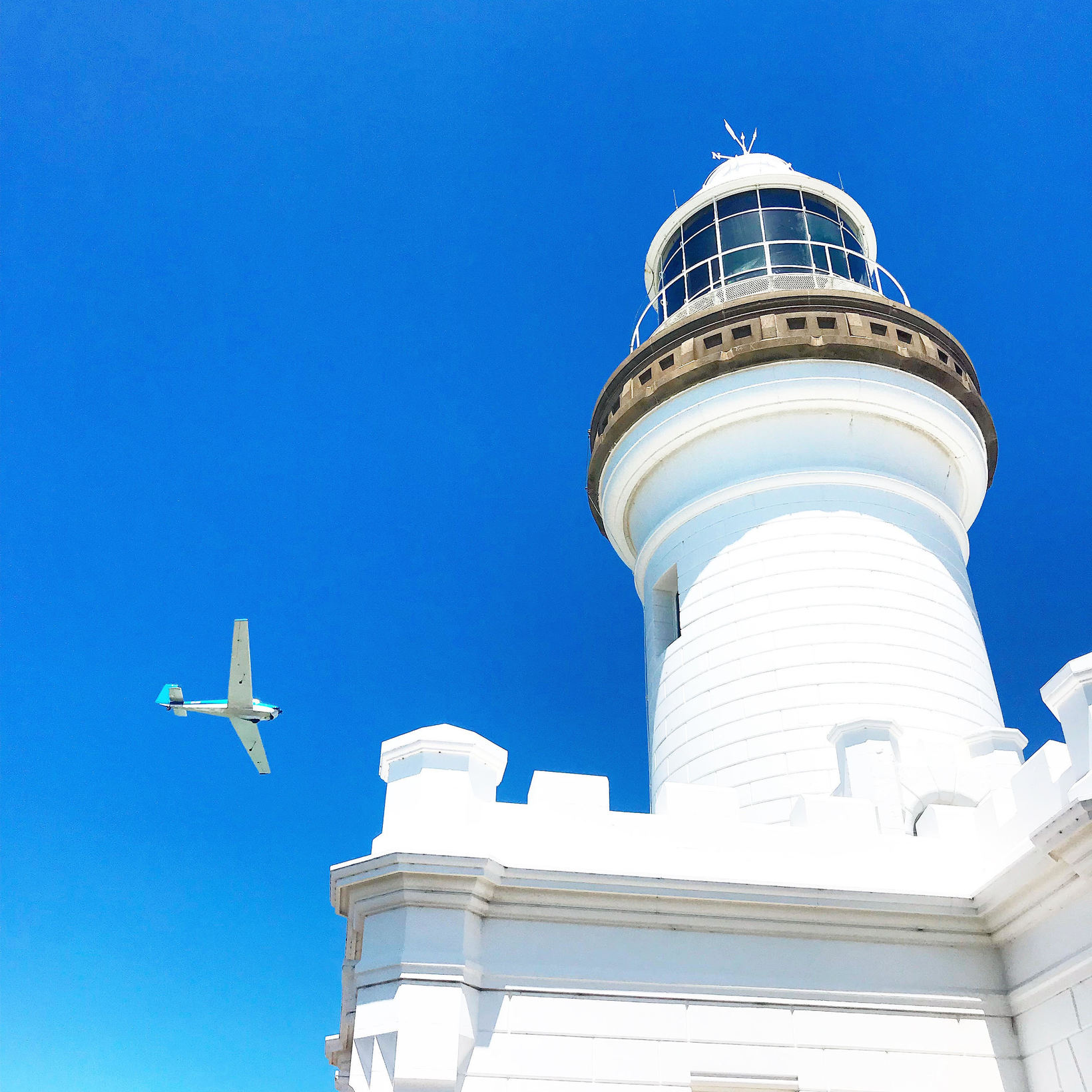The Lighthouse Walk