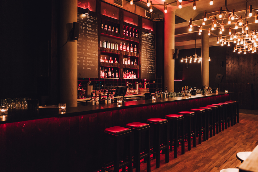 Donner Bar