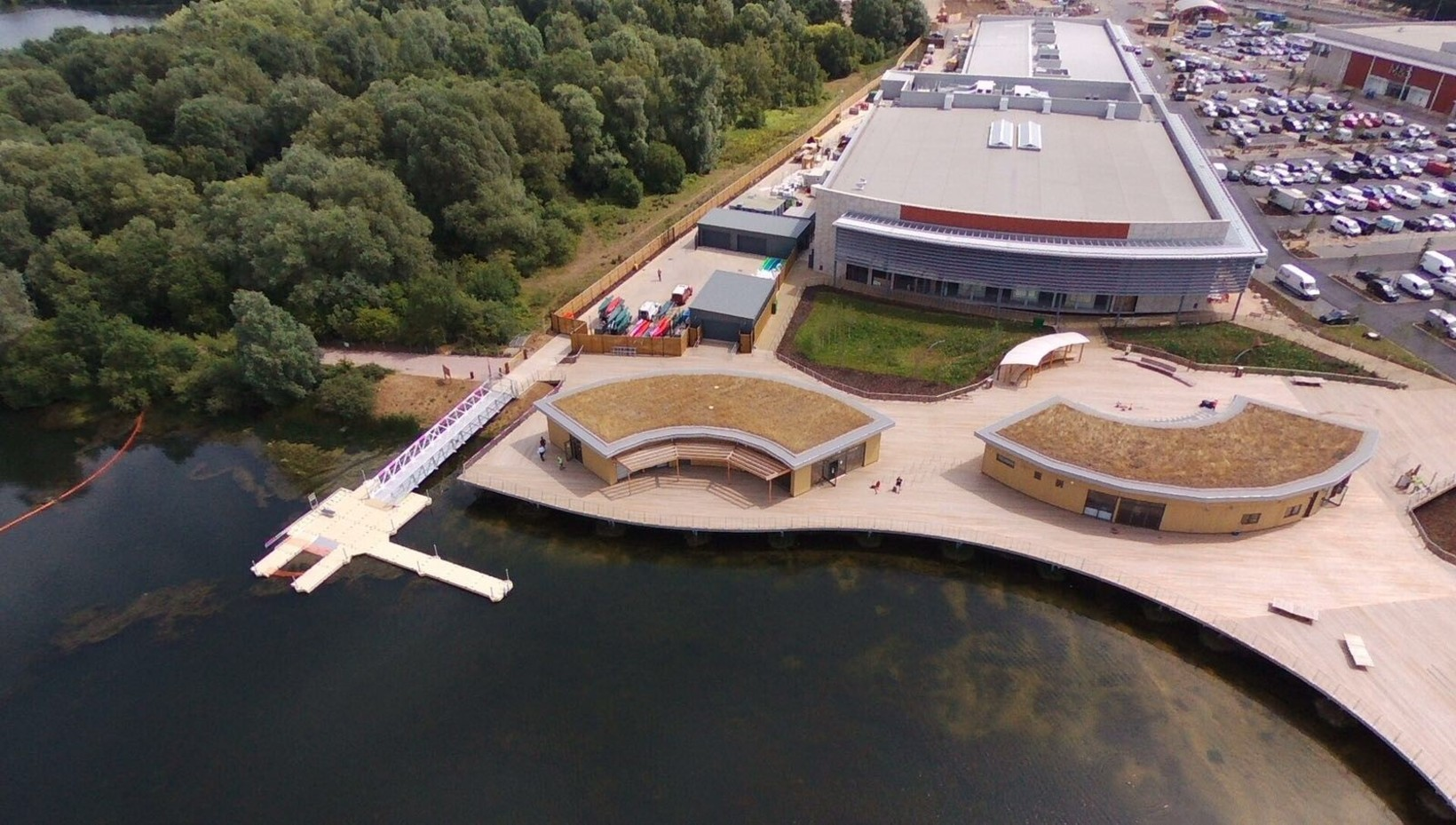The Boathouse Meeting & Events Room
