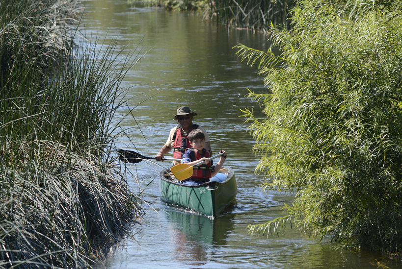 Canoe Hire From 2-Hours to Full Day