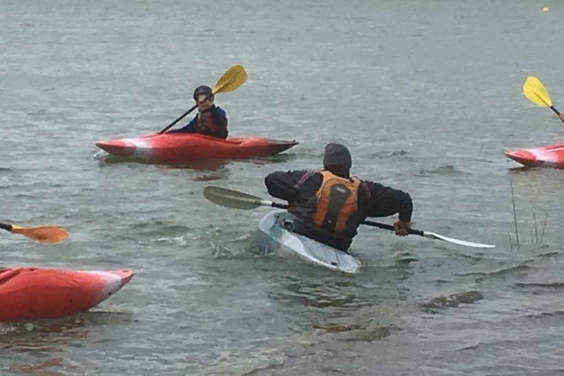 BC Paddle DISCOVER Award - 1-day session - £100pp