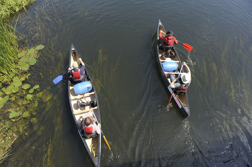 BC Paddle EXPLORE Award - 2-day session - £170pp