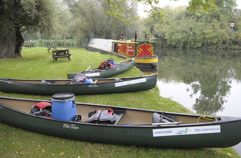 Short Break B&B Canoeing Adventures, from 17th May