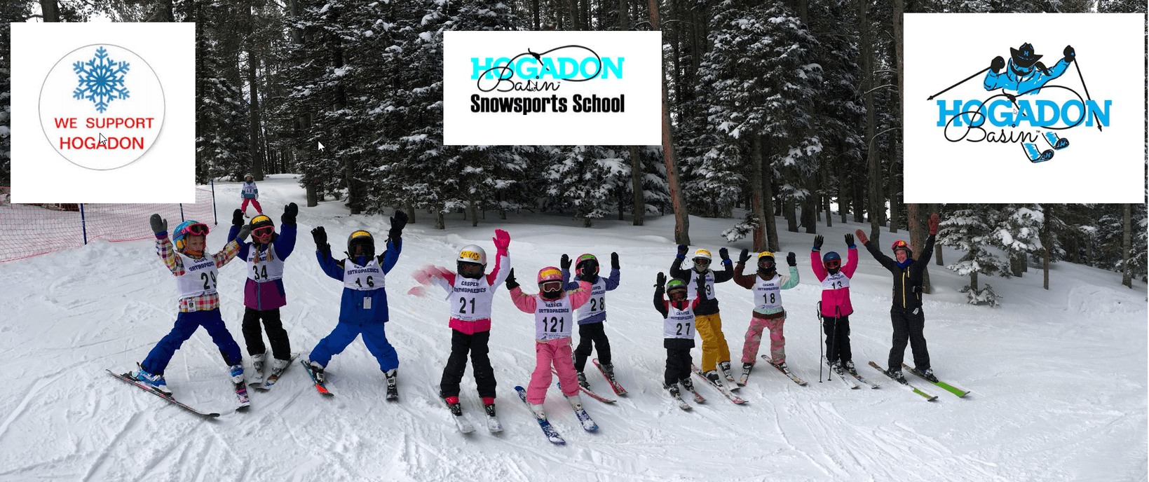 Learn to Ski or Snowboard!
