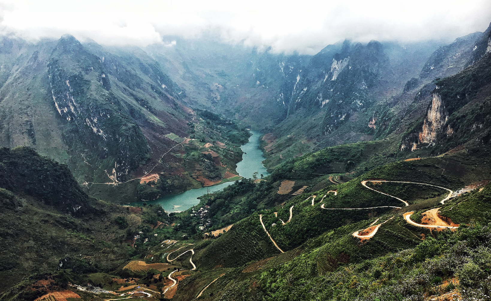 Ha Giang, The Most Beautiful Mountain Area in Vietnam!