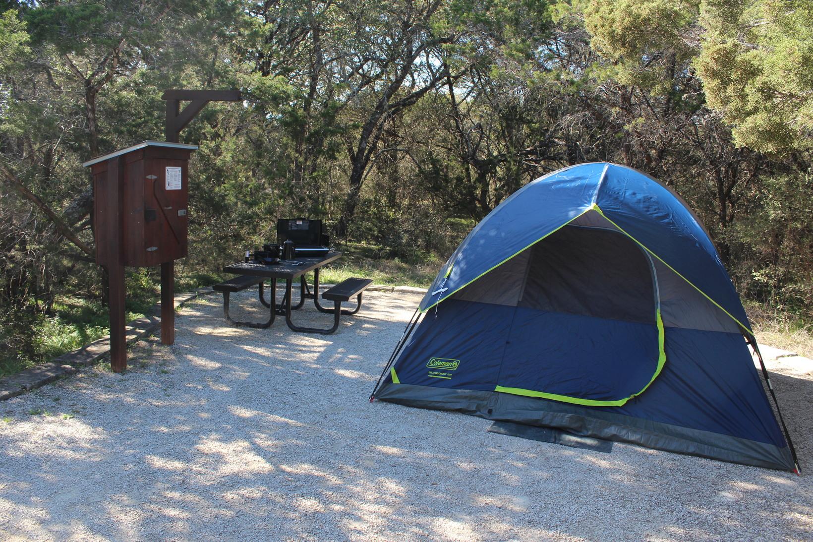 Camping Equipment Rental